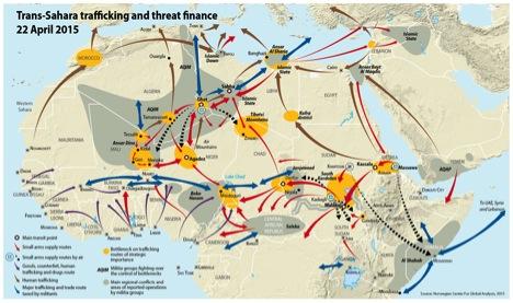 Libya Criminal Economies And Terrorist Financing In The