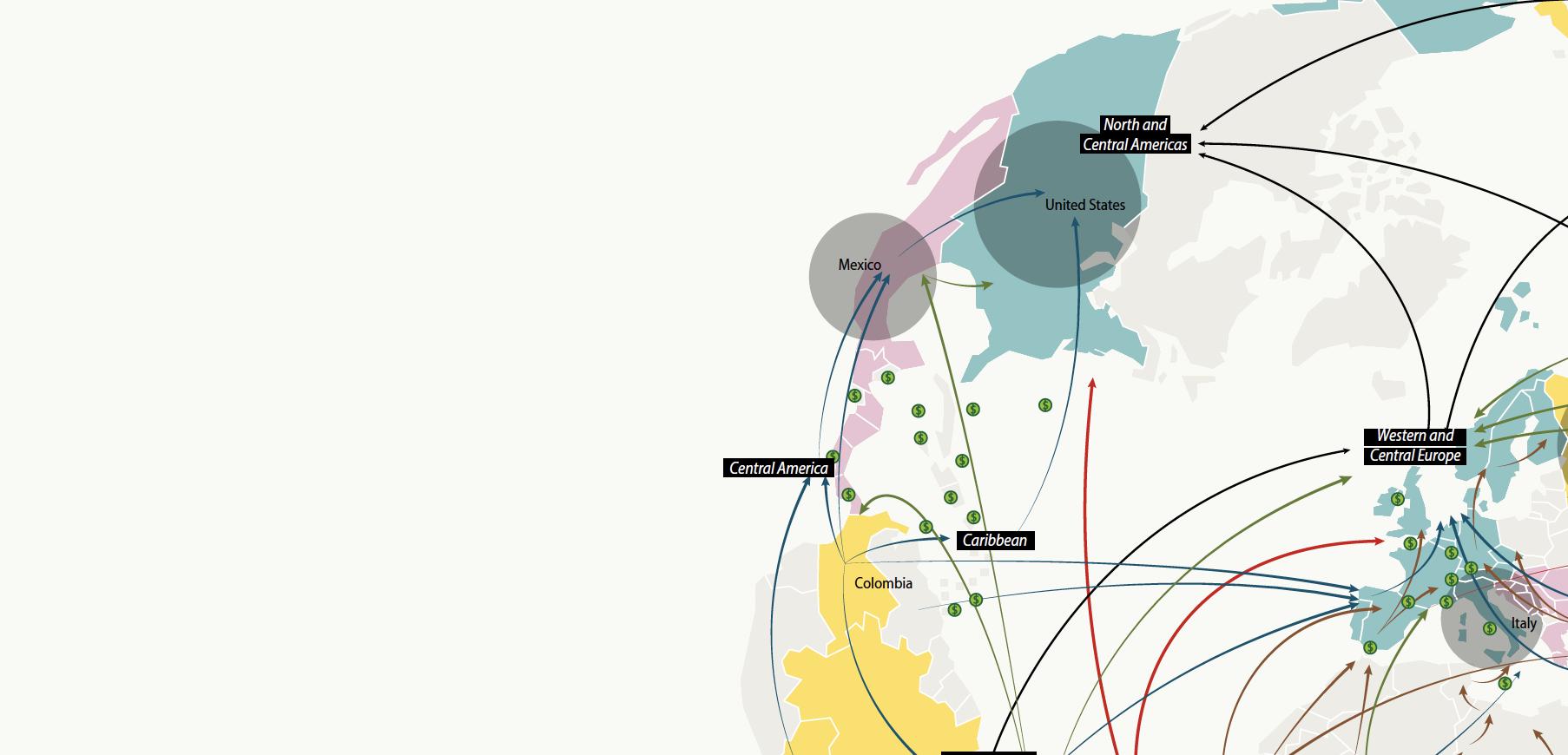 World Atlas of Illicit Flows | Global Initiative