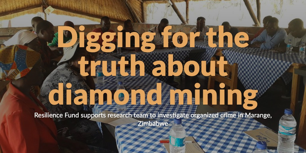 Digging for the truth about diamond mining