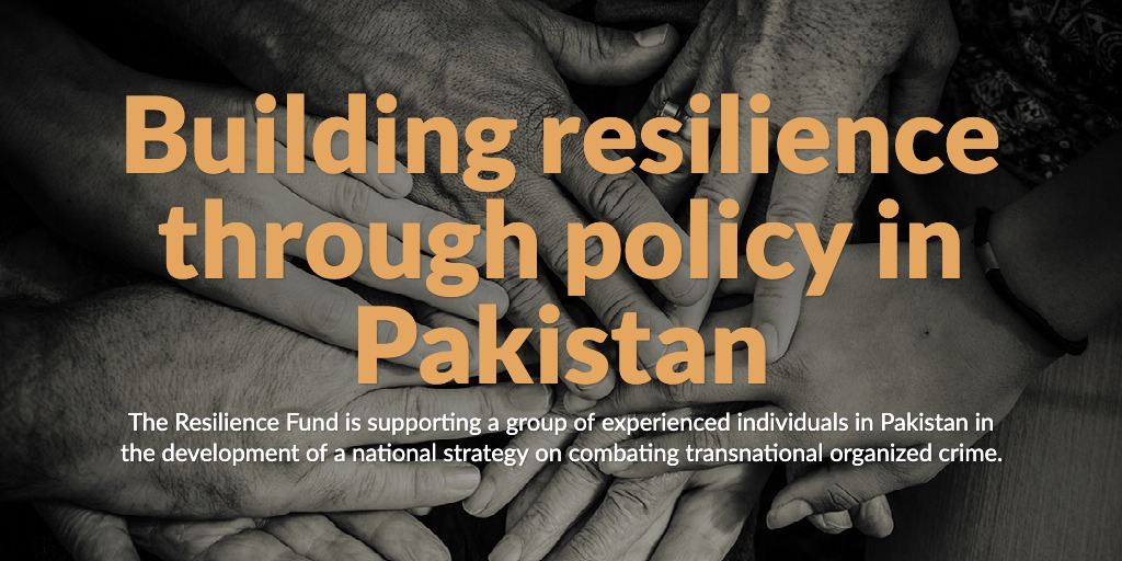 Building resilience through policy in Pakistan