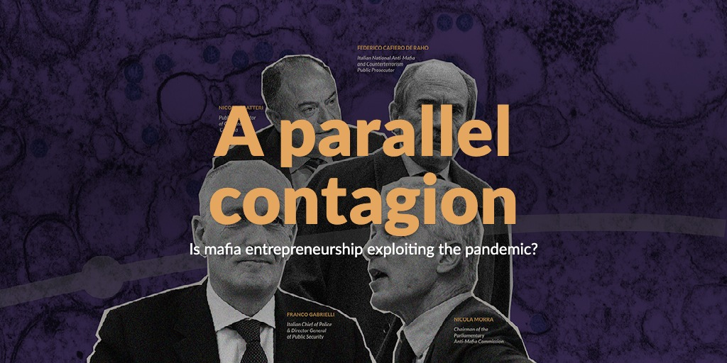 A parallel contagion